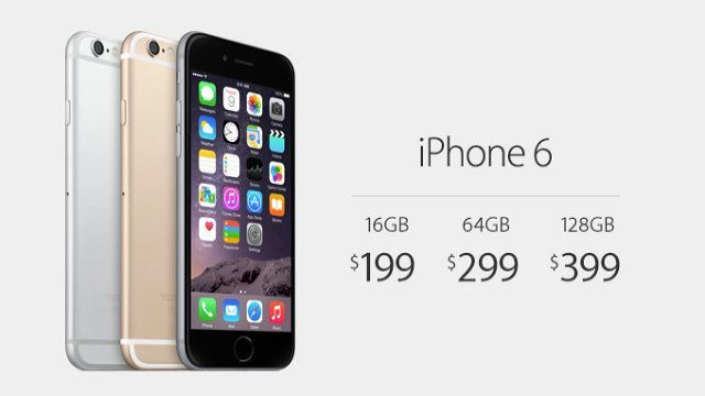 The Iphone 6 Plus Will Cost