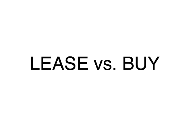Should You Lease Or Buy Your Smartphone: Everything You Need