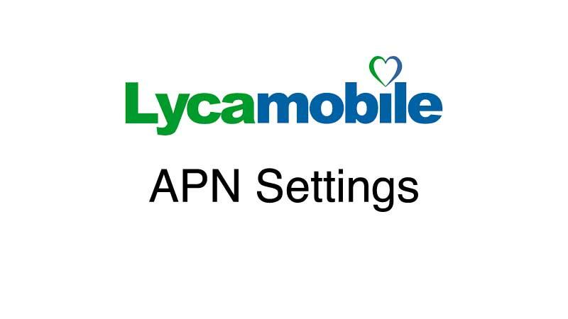NET10 APN Settings | Wirefly