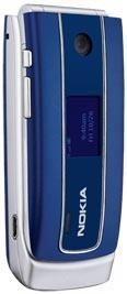 Nokia 3555 Silver