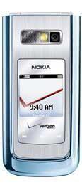 Nokia 6205 Blue