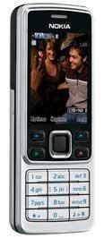 Nokia 6301 Silver