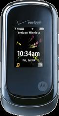 Motorola Rapture VU30 Black