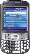 Palm Treo 800w Blue
