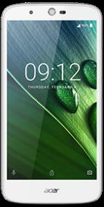Acer Liquid Zest Plus White