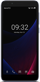 Alcatel 1X Evolve Blue
