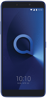 Alcatel 3V Blue