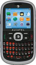 Alcatel 871A GoPhone Gray