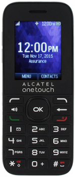Alcatel Cinch Black