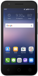 Alcatel Ideal Black
