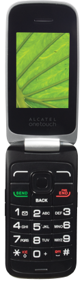 Alcatel OneTouch B3G Black