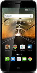 Alcatel OneTouch Conquest Black