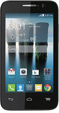 Alcatel OneTouch Evolve 2 Black
