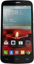 Alcatel OneTouch Fierce 2 Black