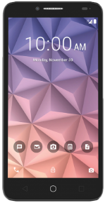 Alcatel OneTouch Fierce XL Black