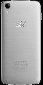 "Alcatel Onetouch Idol 3 (4.7"") Silver"