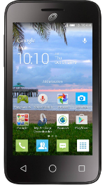 Alcatel onetouch Pixi ECLIPSE Black
