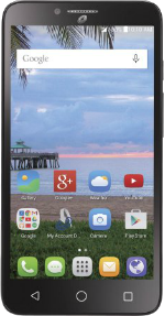 Alcatel onetouch Pixi Glory LTE Black
