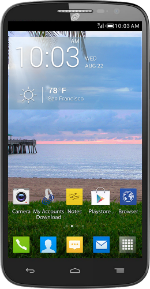 Alcatel OneTouch Pop Mega Black