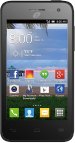 Alcatel OneTouch Pop Star LTE Black