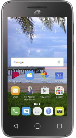 Alcatel Pixi Unite Black