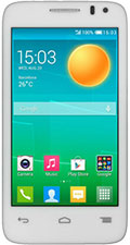 Alcatel Pop D3 White