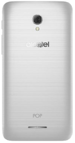 Alcatel POP4 Plus Silver