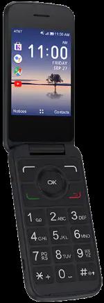 Alcatel Smartflip Black