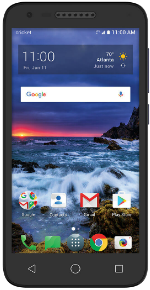 Alcatel VERSO Black
