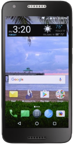 Alcatel ZIP LTE Black