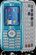 LG Scoop Blue