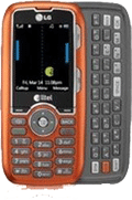 LG Scoop Orange