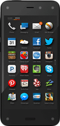 Amazon Fire Phone Black
