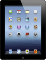 Apple iPad with Retina Display Black