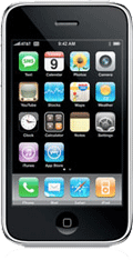 Apple iPhone 3G 8 GB Black