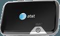 AT&T Mobile Hotspot MiFi 2372 Black
