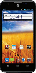 AT&T Z998 GoPhone Black
