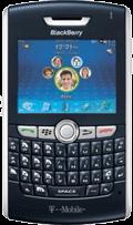 BlackBerry 8820 Blue