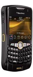 BlackBerry Curve 8350i Black