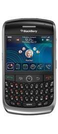 BlackBerry Curve 8900 Silver