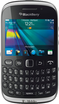 BlackBerry Curve 9315 Black