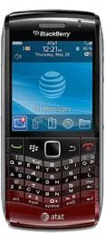 BlackBerry Pearl 3G Red