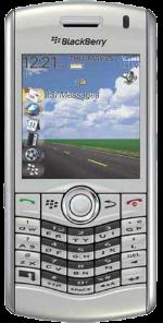 BlackBerry Pearl 8130 White