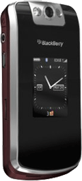 BlackBerry Pearl Flip 8220 Red