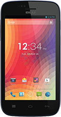 BLU Advance 4.0 Black