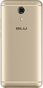 BLU Life One X2 Mini Gold