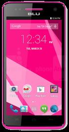 BLU Studio 5.0 C Pink