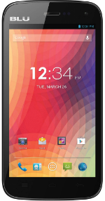 BLU Studio 5.0 II Black