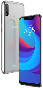 Blu Vivo XI Plus Silver