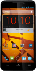 Boost MAX by ZTE Black